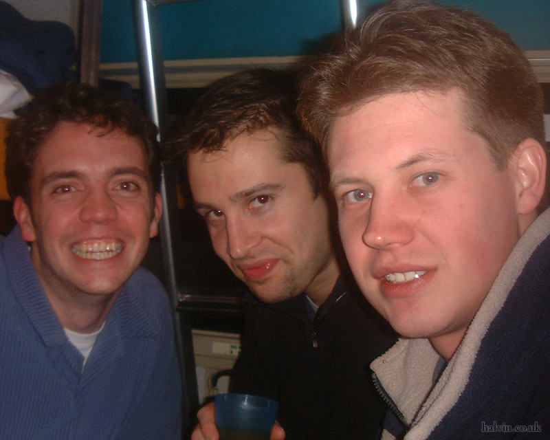 Mottaret 2002 - Don't we look young?