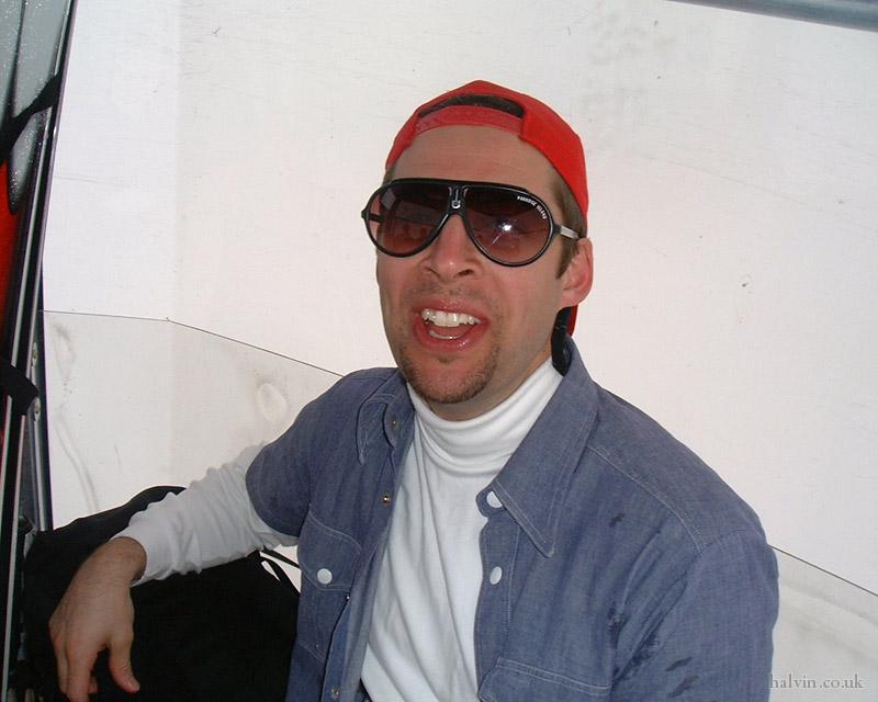 Mottaret 2002 - Captain Colon.