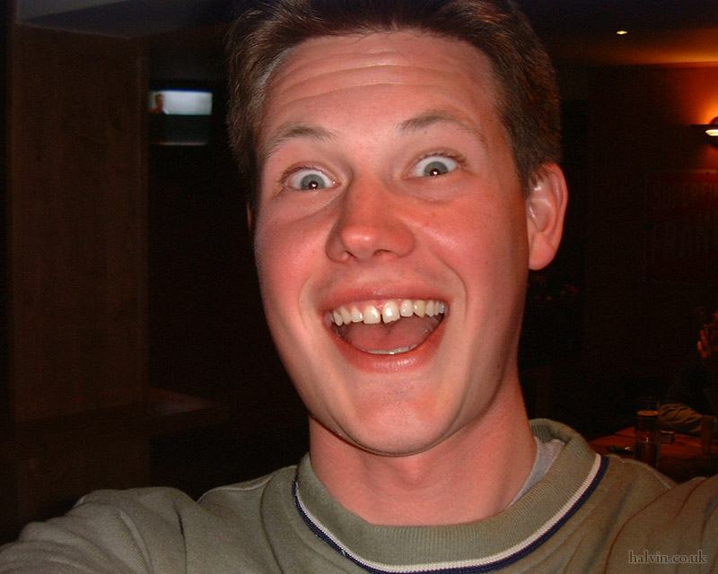 Mottaret 2002 - Smiley Bob