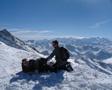 Pic: Mottaret 2002 - Above Orelle
