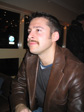 Nick's Tache - Nick Richardson, that's a fine moustache!