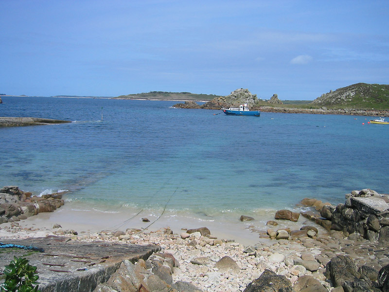 The Isles of Scilly - St Agnes.