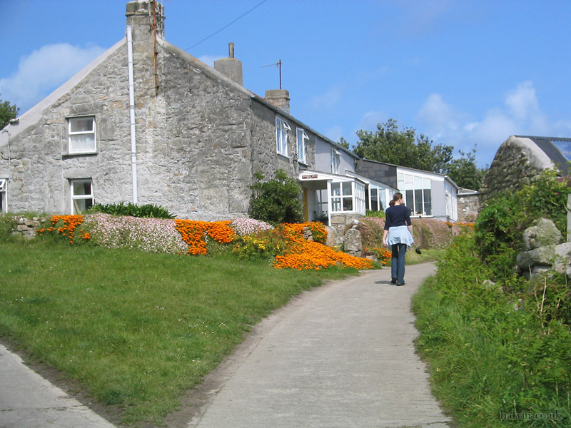 The Isles of Scilly - St Anges again.