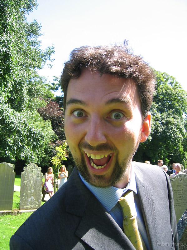 Mark and Hannah's Wedding - Mark Taylor.