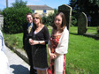 Thumbnail: Mark and Hannah's Wedding - Nick McKay, Carol and Kate.