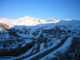 Thumbnail: La Plagne 2005 - La Plagne in the evening.