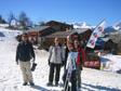Picture: La Plagne 2005 - Loo stop at Montchavin.