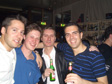 Image: My 30th - Tanners Hatch - We ran into Gary from the Times (who we originally met in Mottaret in 2002).