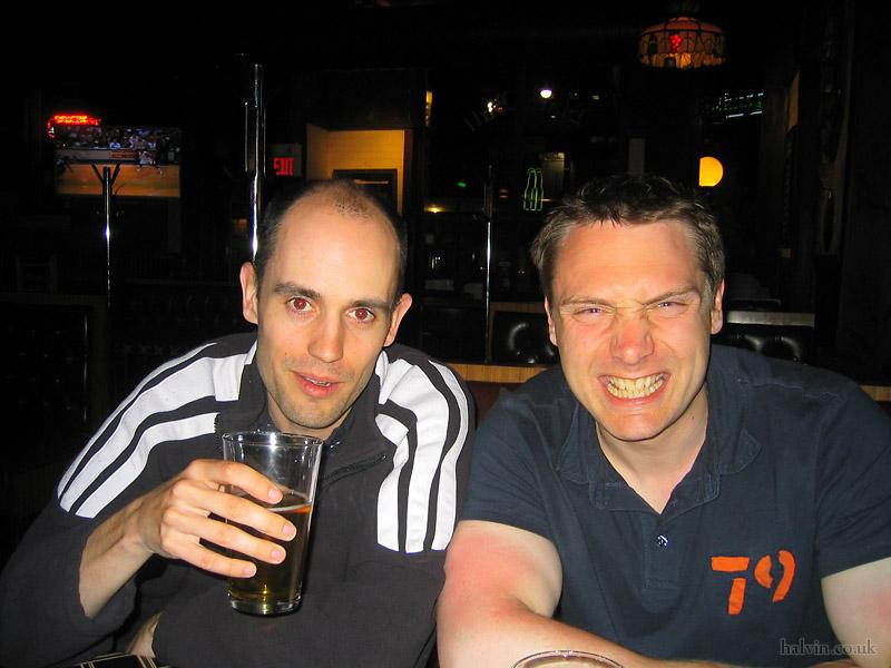 Canada 2006 - Grrr.