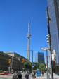 Image: Canada 2006 - The CN Tower.  Pointy.