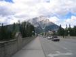 Pics: Canada 2006 - Banff main strip.