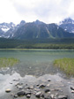 Picture: Canada 2006 - Mountains, water.