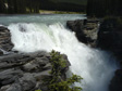 Images: Canada 2006 - Sunwapta Falls, possibly.