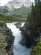 Pic: Canada 2006 - Looks like the Sunwapta Falls again.