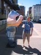 Image: Canada 2006 - One of the many bears around Vancouver...