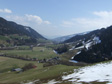 Pics: Schladming, Austria - ...not much snow in the valley.