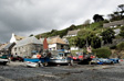 Cornwall Christmas - Fishing boats at Cadgwith