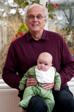Pic: Charles 'Charlie' Charles - Charlie and Grandpa