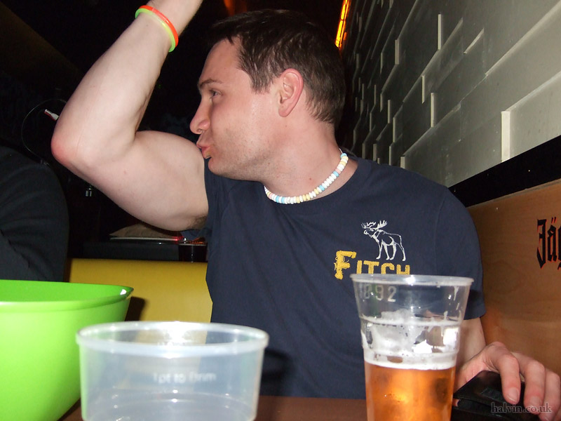 My Stag - Kissing the guns