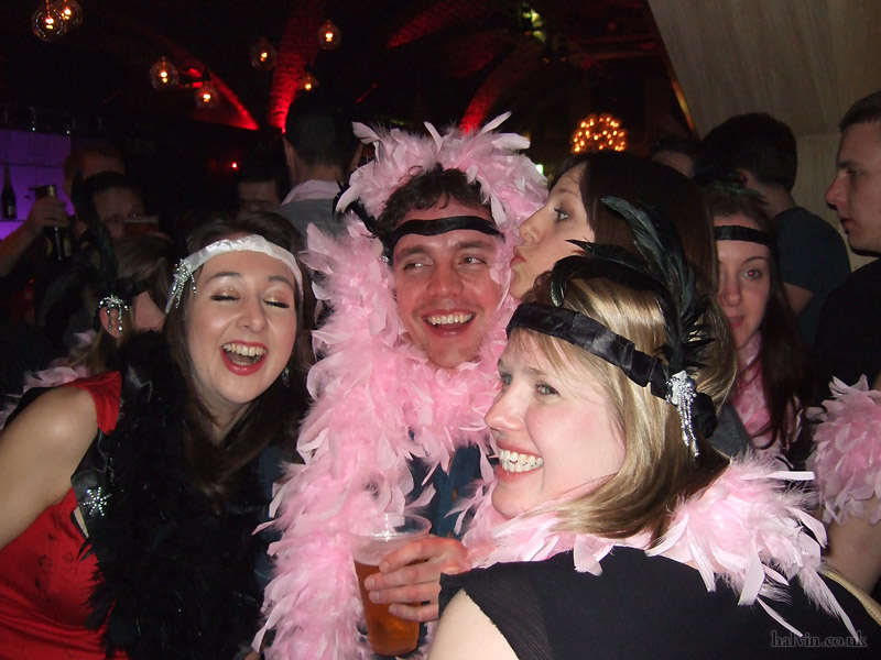 My Stag - We found a hen party...