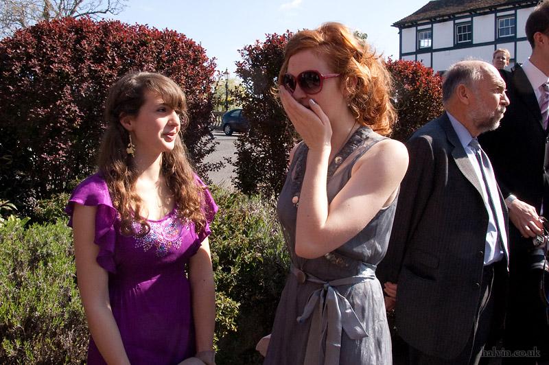 Our Wedding - Miriam and Hannah Pollard