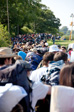 Thumbnail: Glastonbury 2009 - The queue to pedestrian gate D on Wednesday morning