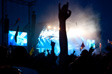 Photo: Glastonbury 2009 - Pendulum on the Other Stage