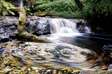 Gallery: Askrigg - The little falls below Mill Gill
