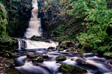 Pictures: Askrigg - Mill Gill Force waterfall near Askrigg
