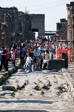 Thumbnail: Sorrento - It's pretty busy at Pompeii, even out of season.