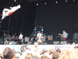 Pic: Glastonbury 2010 - The Temper Trap on the Other Stage.  There weren't many people there because most people were watching England being thoroughly beaten by Germany in the World Cup.