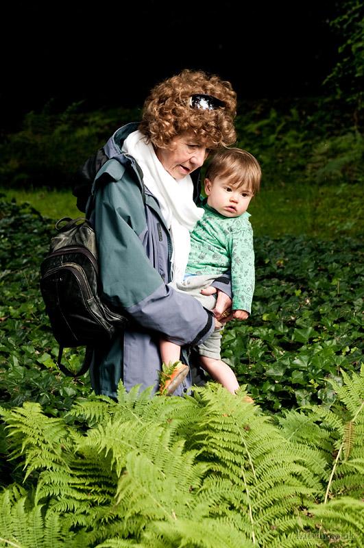 Parwich - Ruth and Grandma