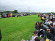 Thumbnail: Glastonbury 2011 - A very long queue for the gate.