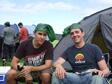 Glastonbury 2011 - Practising safe camping